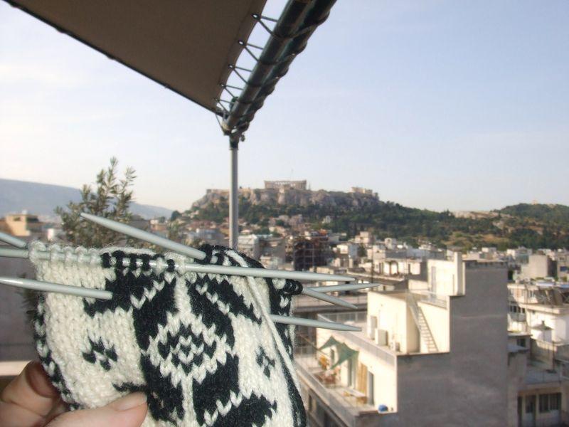 Selbu och Akropolis
