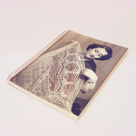Lace Notebook