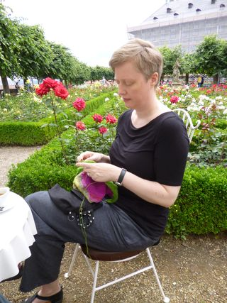 Knitting in Bamberg