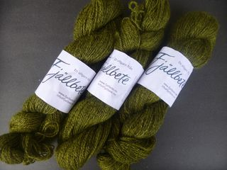 Yarn from Fjällbete