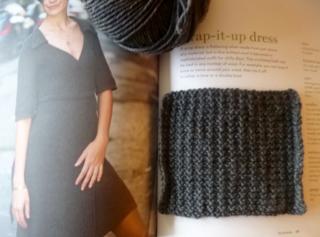 Wrap-it-up dress / Kristina McGowan