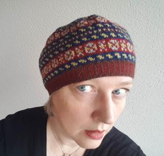 Hesti hat / Ella Gordon